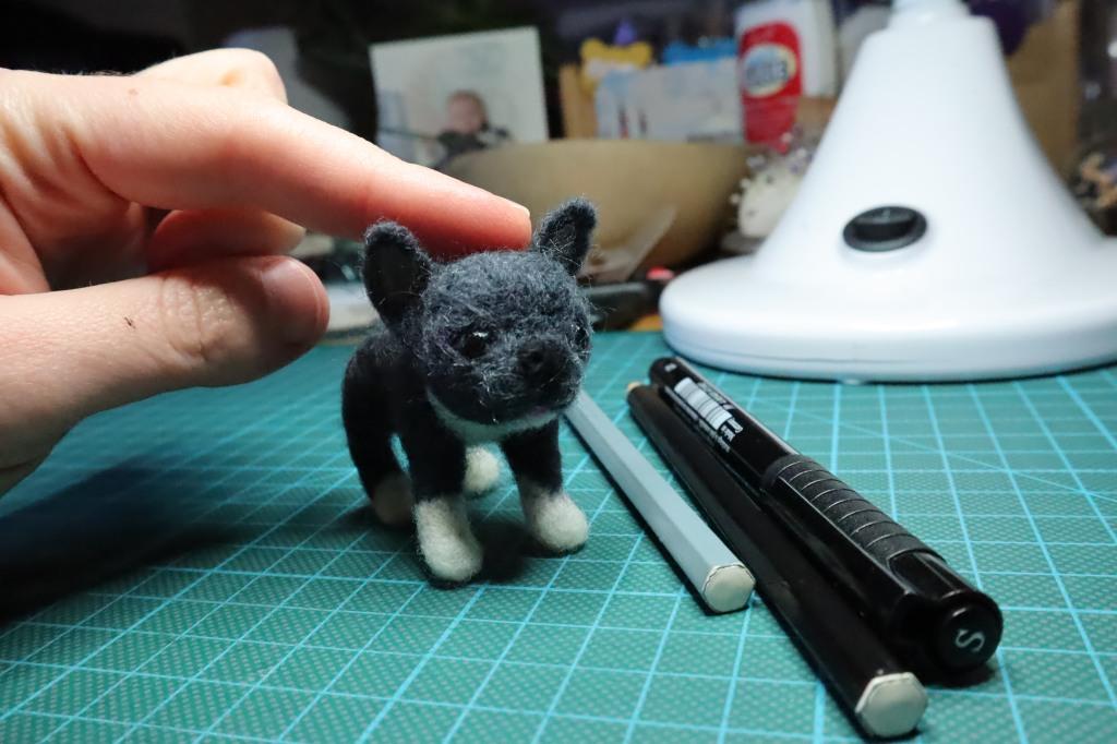 Good pup - CrawCrafts Beasties